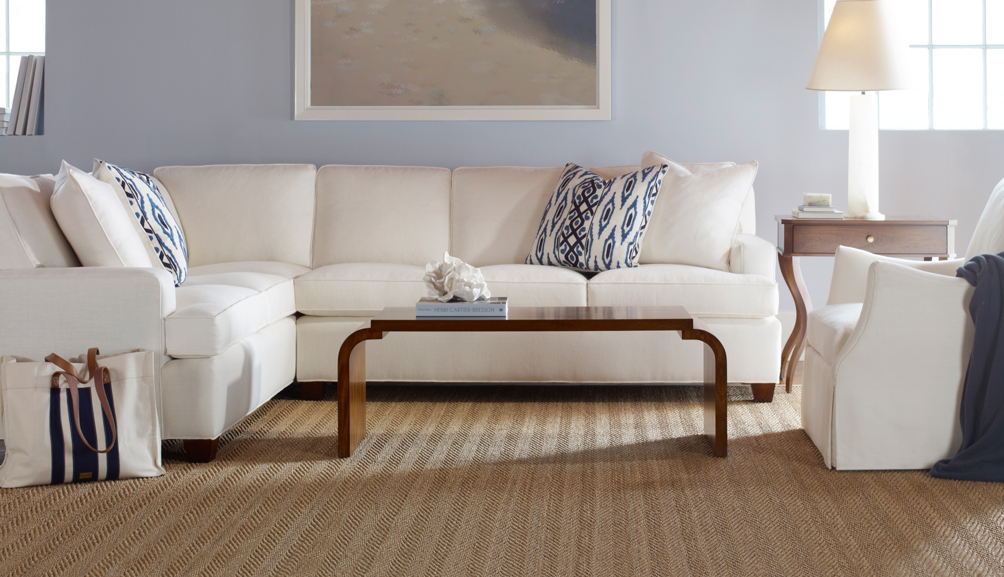 Captivating Collection: Highland House Upholstery Item Shown: 8010