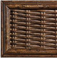 American Walnut Wicker