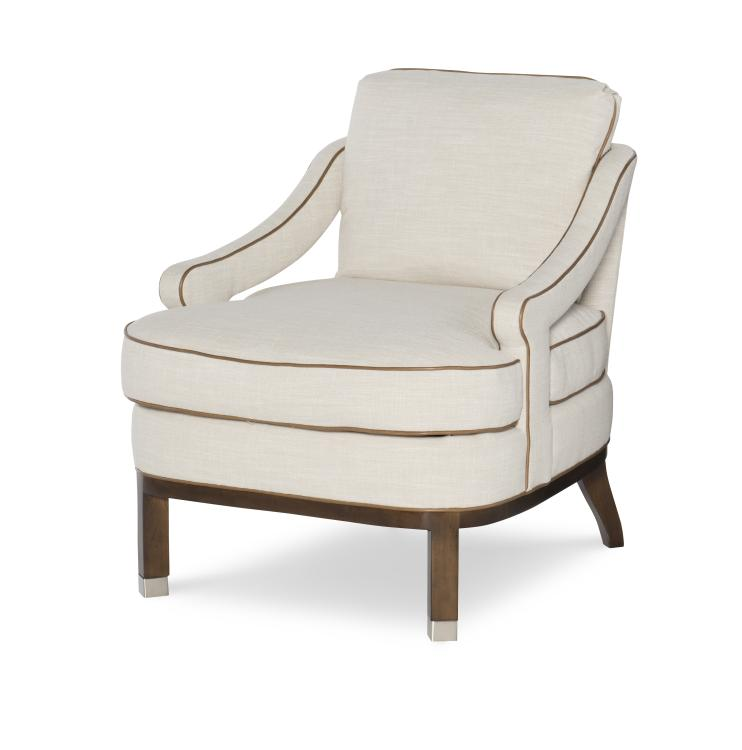 Peachy 1547 Atchison Slipper Chair Bralicious Painted Fabric Chair Ideas Braliciousco